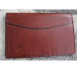 A 10253 LEATHER UNISEX WALLET