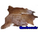 A 10291 Cowhide rug Tapis peau de vache    Collection Quebecuir Premium