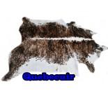 A 10292  Cowhide rug Tapis peau de vache XXL    Collection Quebecuir Premium