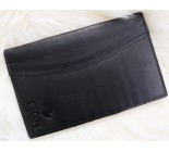 A 10338 LEATHER UNISEX WALLET