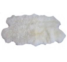 A 10374 Tapis peau de mouton Sheepskin BIG SIZE