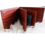 A 10375 BIG LEATHER WALLET