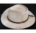 100 % Chapeau western en peau de vache A 10494