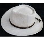 100 % Chapeau western en peau de vache A 10496