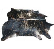 A 32355 Cowhide rug Tapis peau de vache   Collection Quebecuir Premium