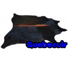 A 32402 Cowhide rug Tapis peau de vache XXXL Collection Quebecuir Premium