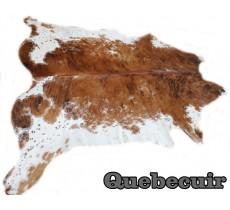 A 9415 Cowhide rug Tapis peau de vache XXXL  SUPER BIG SIZE  Collection Quebecuir Premium