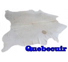 A 9657  Cowhide rug Tapis peau de vache    Collection Quebecuir Premium