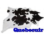 A 9828 cowhide rug tapis peau de vache XXL Collection Canada Rustique