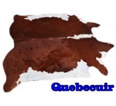 A 9847 cowhide rug tapis peau de vache Collection Canada Premium