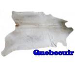 A 9859 Cowhide rug Tapis peau de vache  XXXL    Collection Quebecuir Rustique