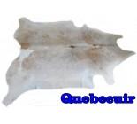 A 9861 cowhide rug tapis peau de vache Collection Canada Premium