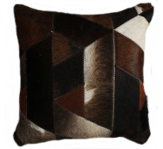 PI 169 Collection Quebecuir Premium Coussin Cowhide   Pillow