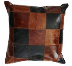 PI 173 Collection Quebecuir Premium Coussin Cowhide   Pillow