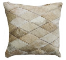PI 174 Collection Quebecuir Premium Coussin Cowhide   Pillow