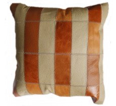 PI 185 Collection Quebecuir Premium Coussin Cowhide   Pillow