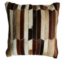 PI 186 Collection Quebecuir Premium Coussin Cowhide   Pillow