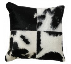PI 891  Collection Quebecuir Premium Coussin Cowhide   Pillow